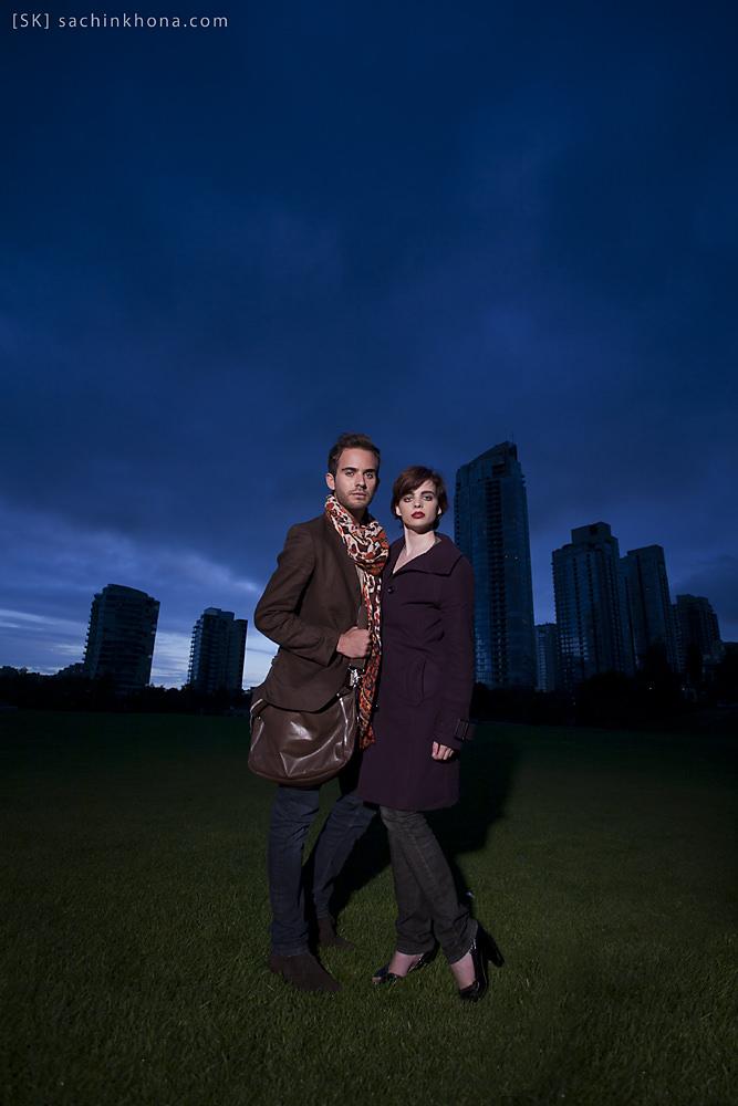 Natural Light Model Shoot Vancouver Portrait Photographer Vancouver Wedding Photographer