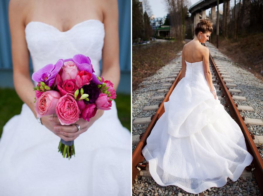 stephanie amp anthony vancouver creative wedding