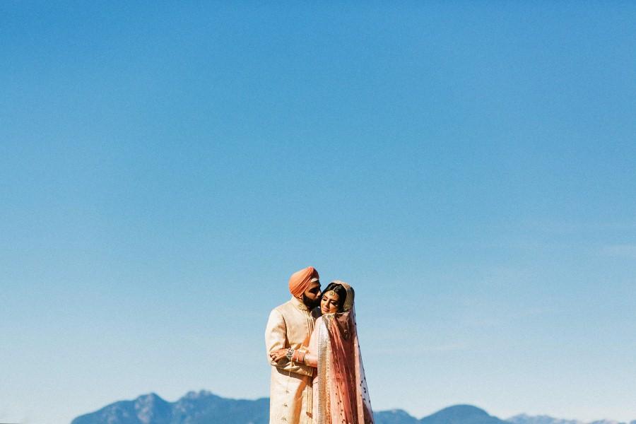 Documentary Vancouver Indian Wedding Photographer