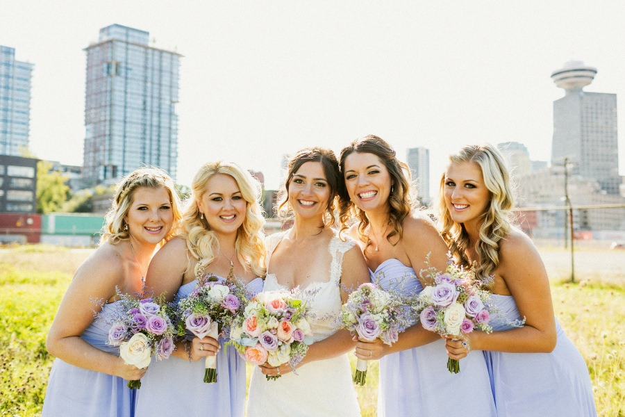 Best Wedding Florists in BC