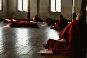 Myanmar Novice Monks1
